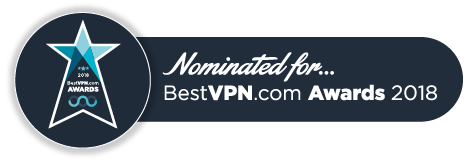 Best VPN 2018 Awards