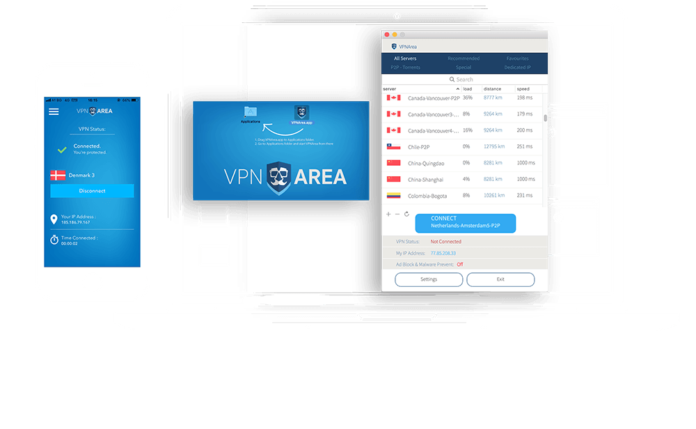 Static IPs from VPNArea in 70 countries  Lowest prices and Static IP