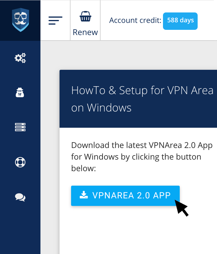 Windows VPN for PC rated #1  User-Friendly, yet powerful VPN